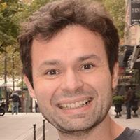 Photo: Dr Arnaud Beneytout à Bordeaux