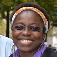 Photo: Dr Danièle GUEMKAM TALLA